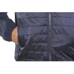 Meru M's Saskatoon Hybrid Jacket Dress Blue